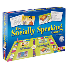 Socially Speaking Game
