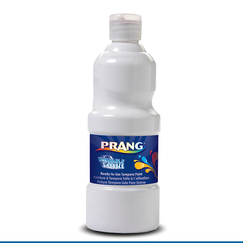 Prang Washable Paint 16 Oz White