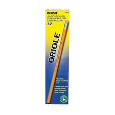 Oriole Black Lead Pencil No 2