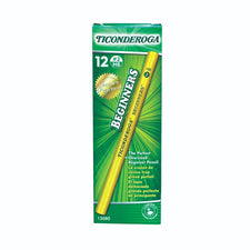 Dixon Ticonderoga Beginner Pencil Without Eraser
