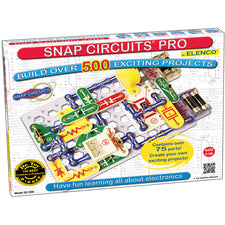 Snap Circuits® Pro, 500 Experiments