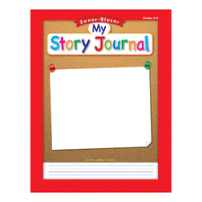 My Story Journal - Grades 3‐4