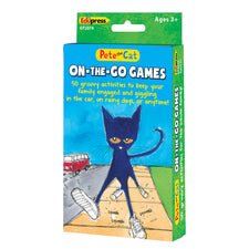 Pete the Cat® On-the-Go Games