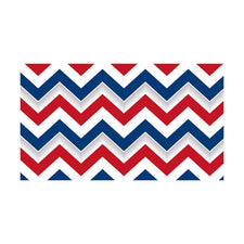 Spotlight Border™, Patriotic Chevron