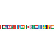 Spotlight Border™, International Flags