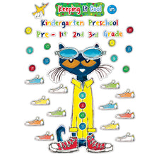 Pete the Cat® Keeping It Cool In... Bulletin Board