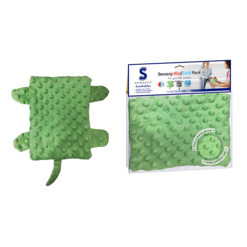 American Educational Products Senseez® Handheld Sensory Hot/Cold Pack - Lil Turtle Soothables