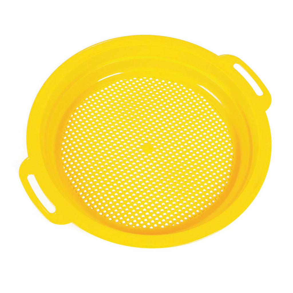 American Educational Products Sand and Water: Yellow Sieve