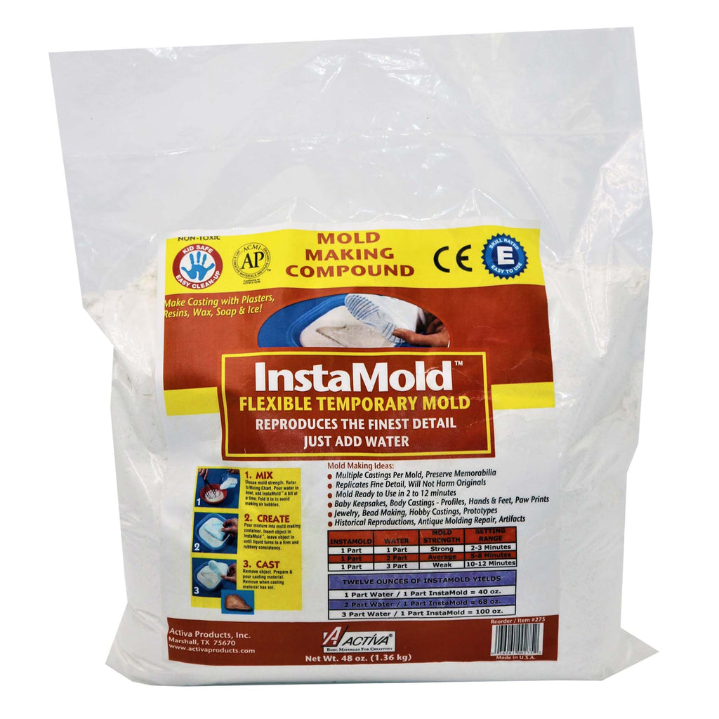 Activa Products InstaMold, 48 Oz Bag