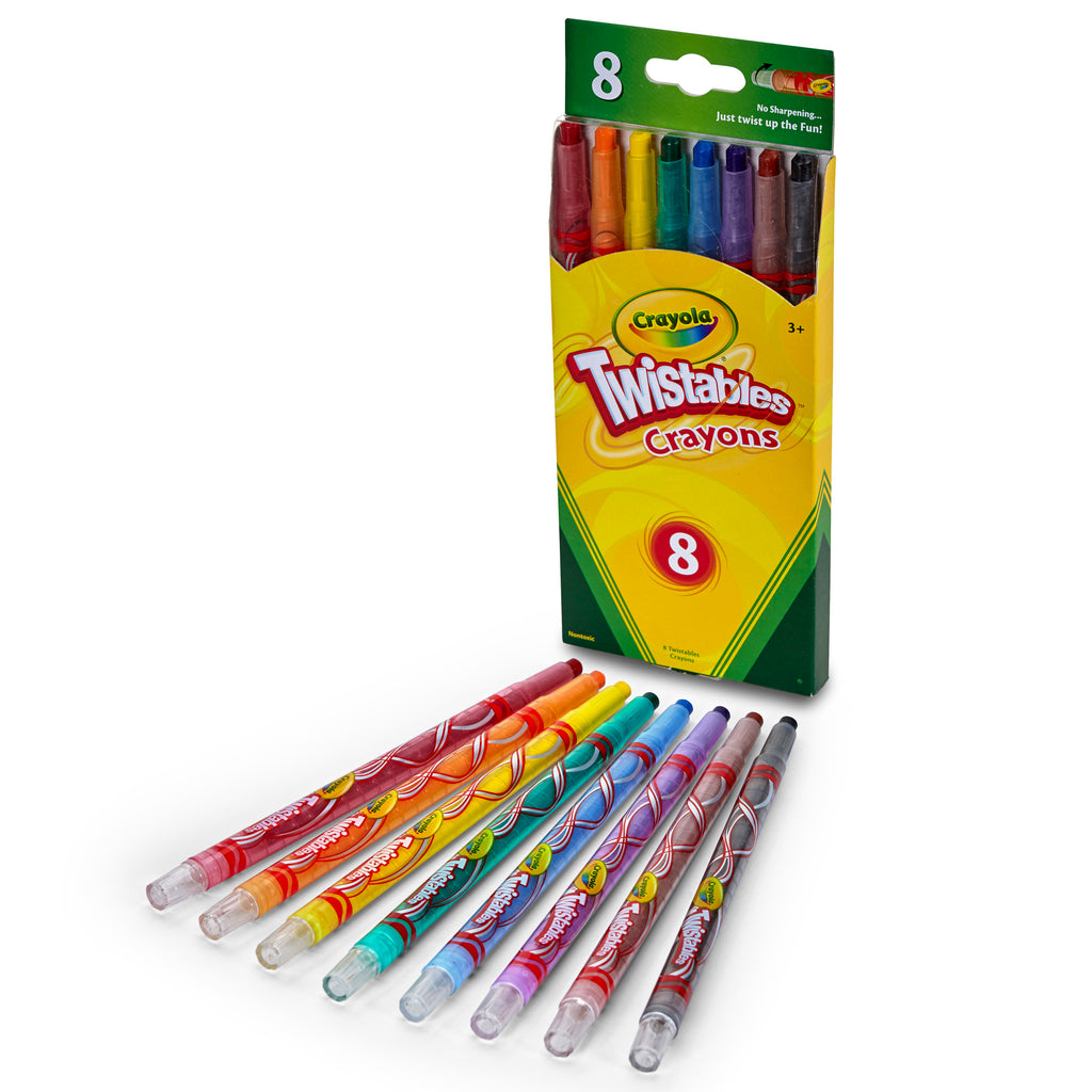 Crayola® Twistables Crayons 8 Count
