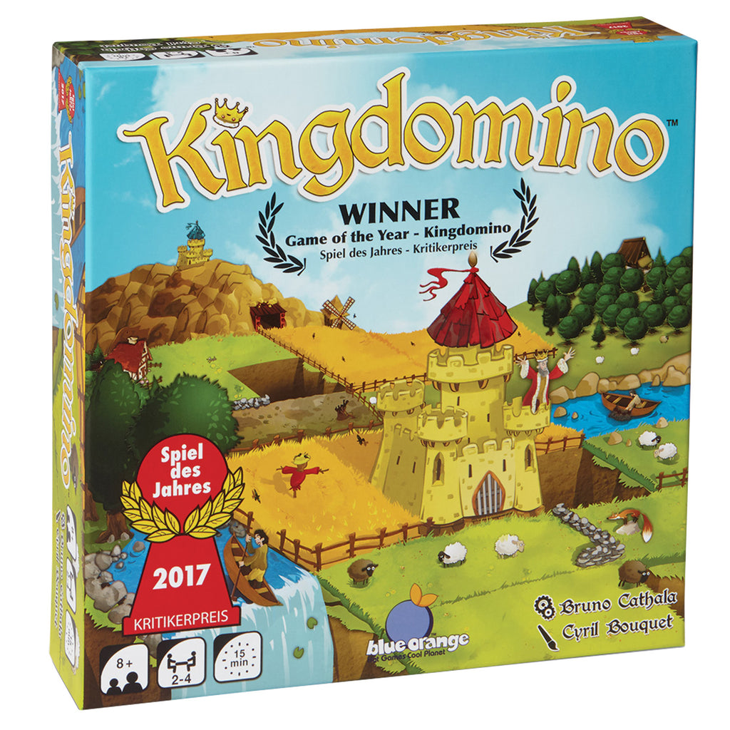 Blue Orange Kingdomino