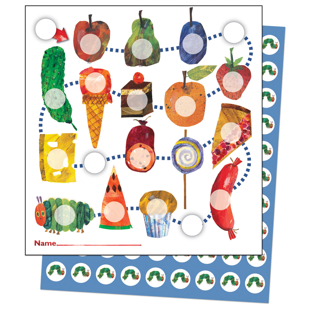 Carson Dellosa The Very Hungry Caterpillar™ Mini Incentive Charts