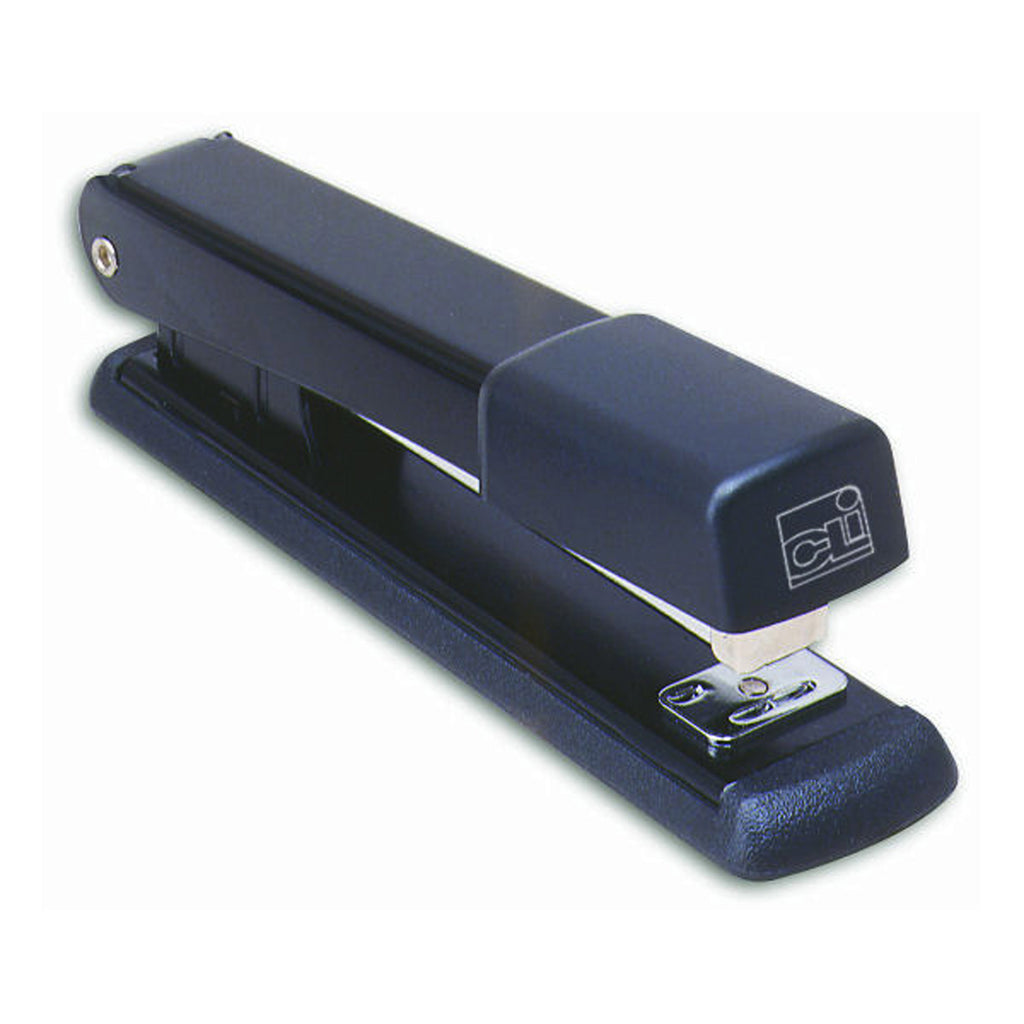 Charles Leonard Full Strip Stapler, Black