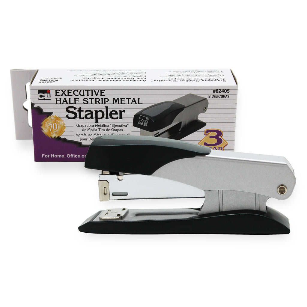 Charles Leonard Half Strip Executive Stapler
