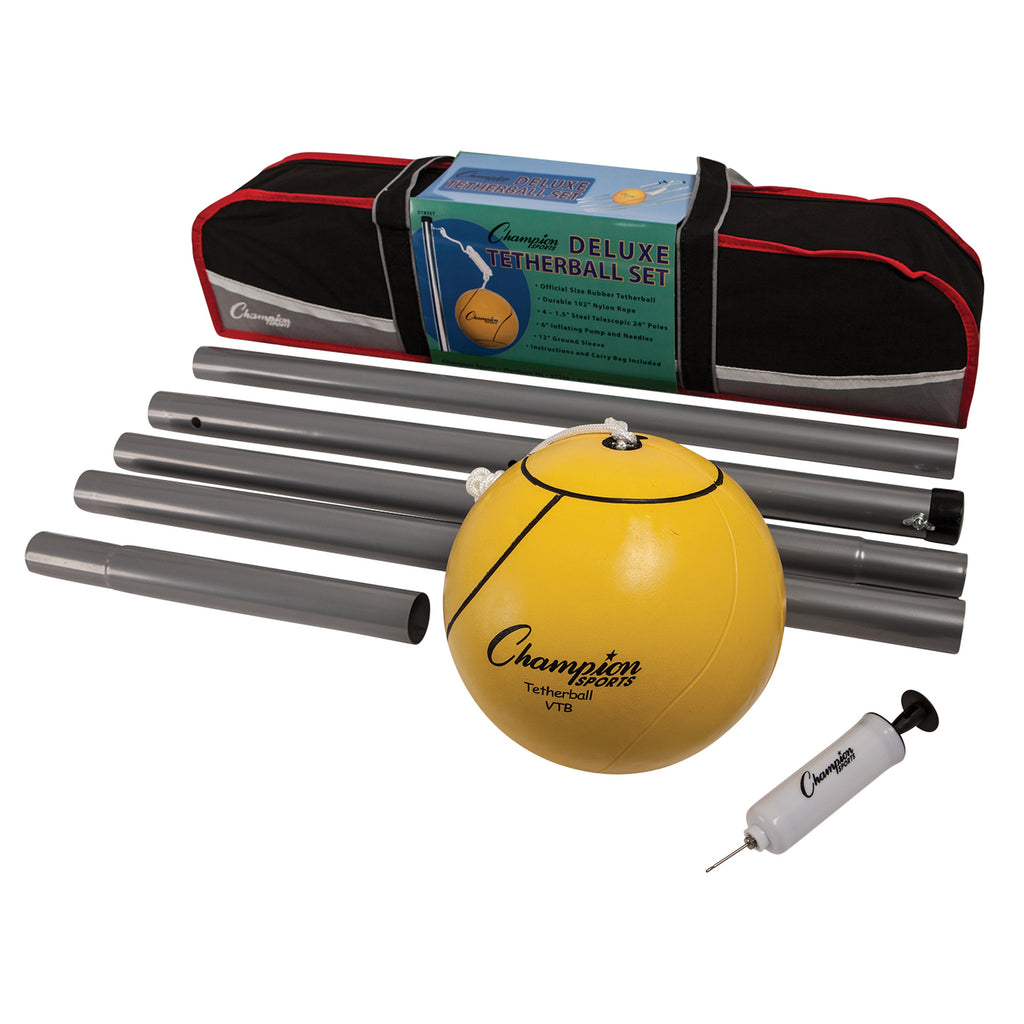 Champion Sports Deluxe Tetherball Sets