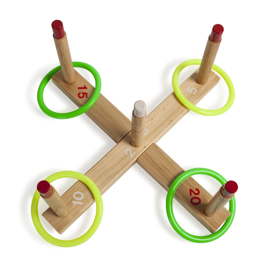 Champion Sports Quality Ring Toss Set