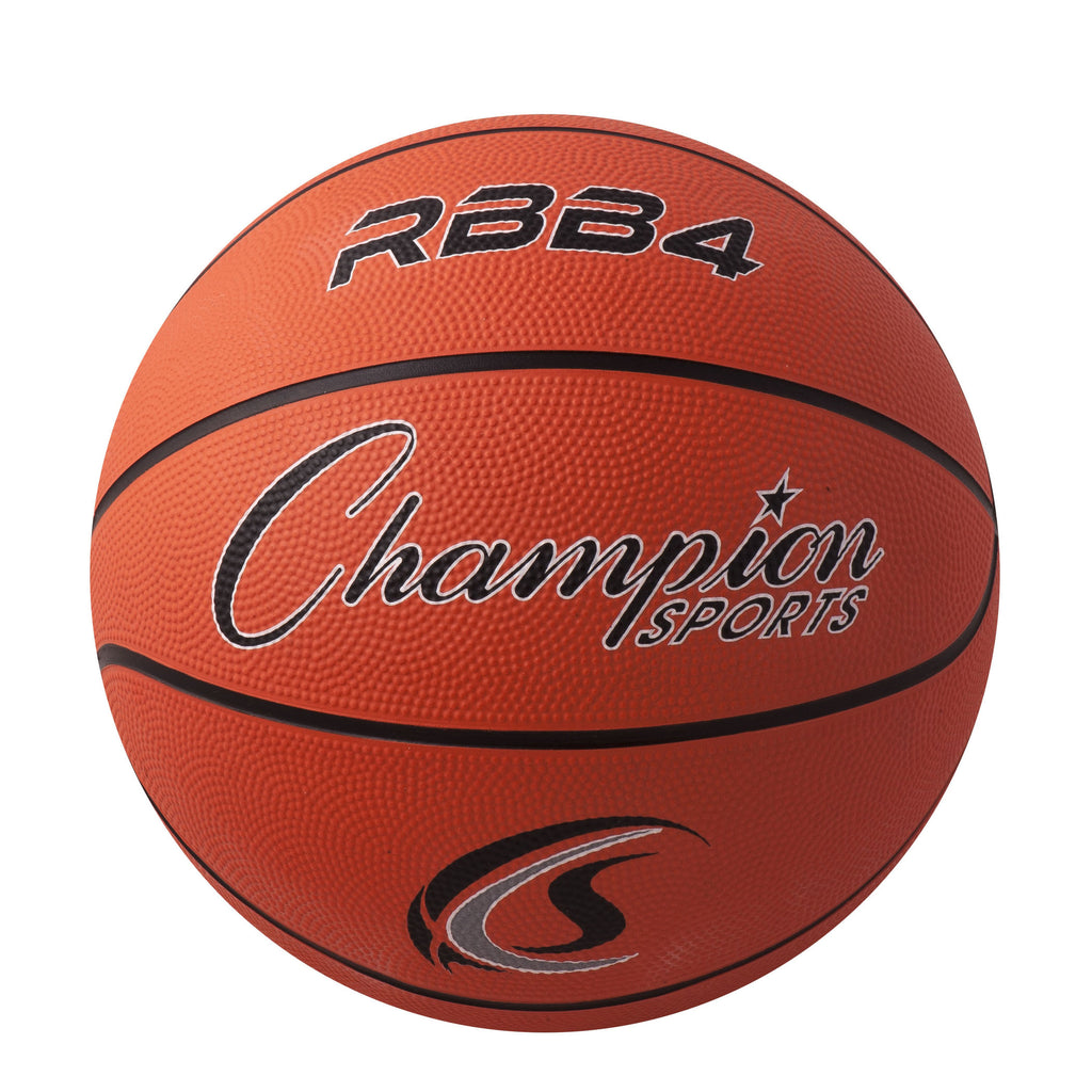 Champion Sports Pro Rubber Basketball, Intermediate