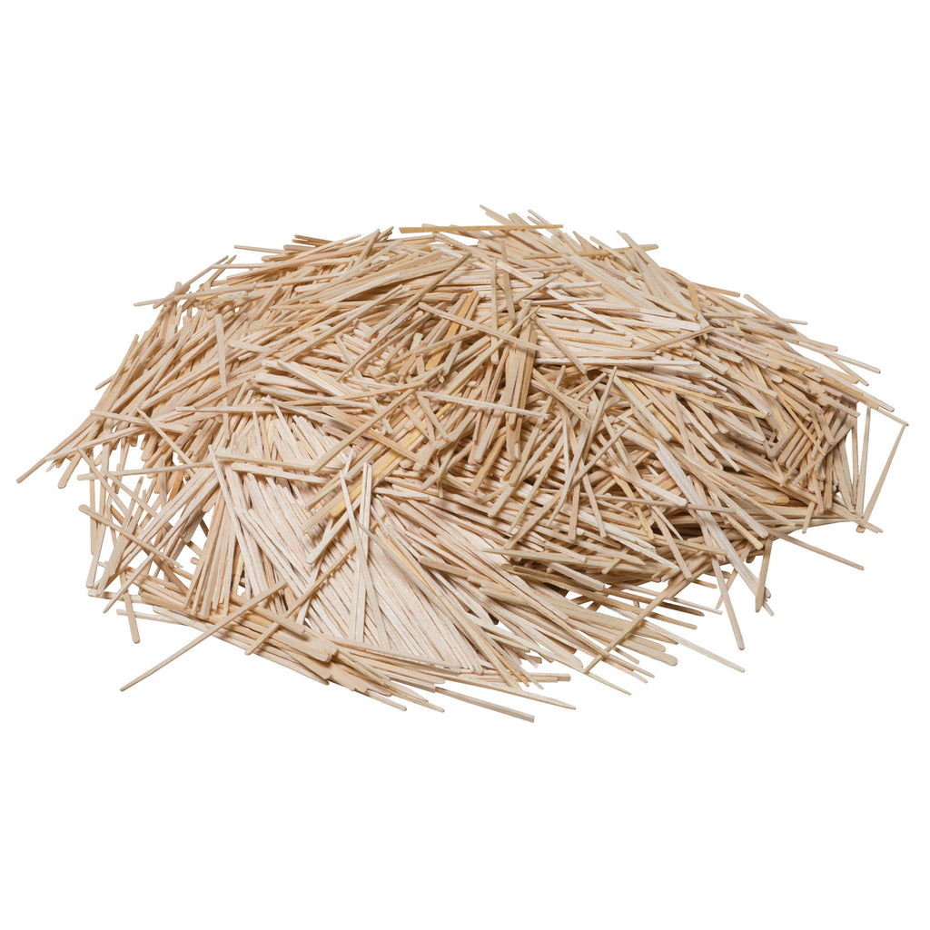 Chenille Kraft Wooden Toothpicks - 2,500 Pieces
