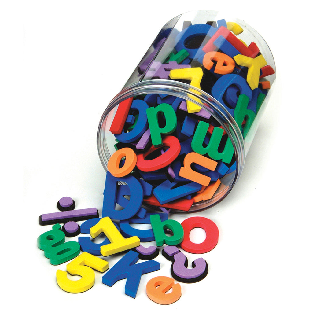 Chenille Kraft WonderFoam® Magnetic Letters & Numbers