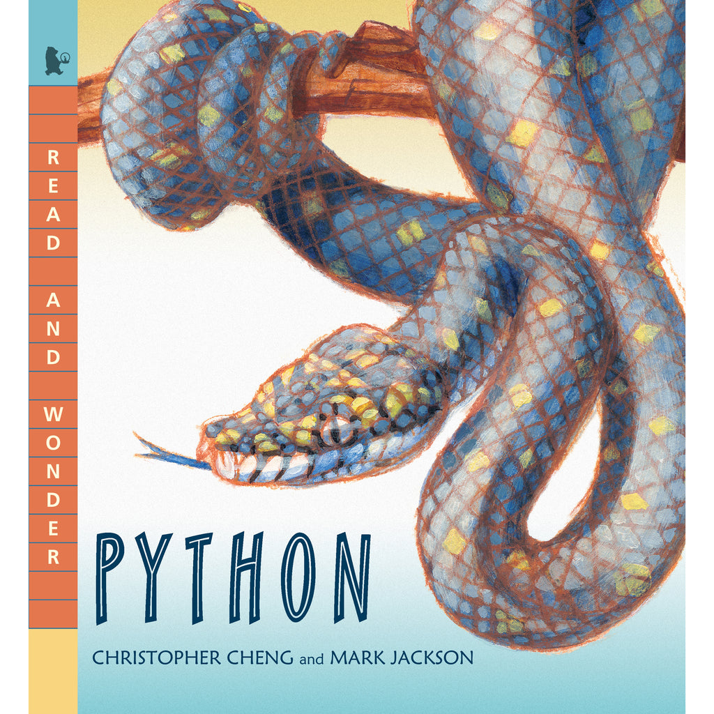 Candlewick Press Read and Wonder: Python