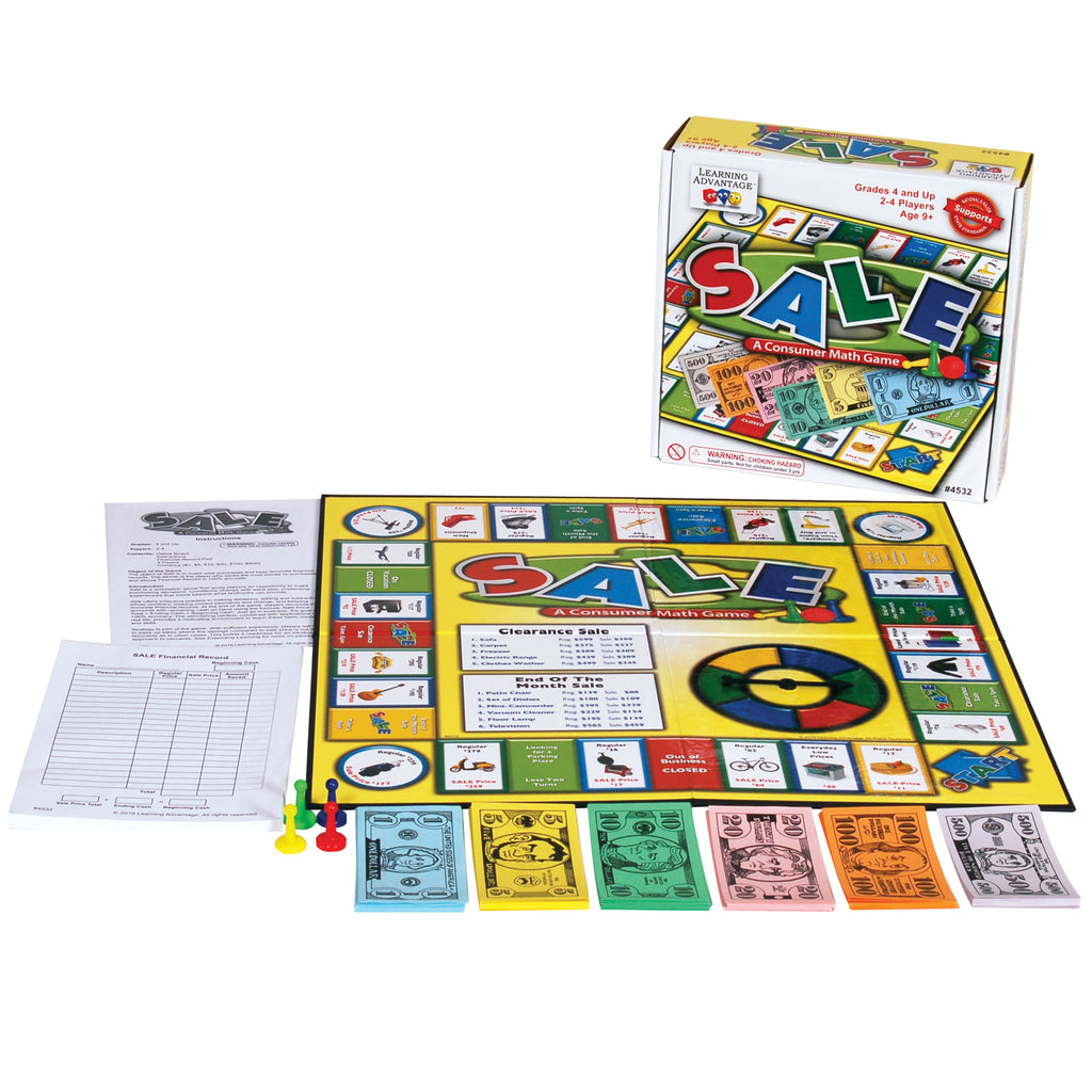 Wiebe, Carlson & Associates Sale Game