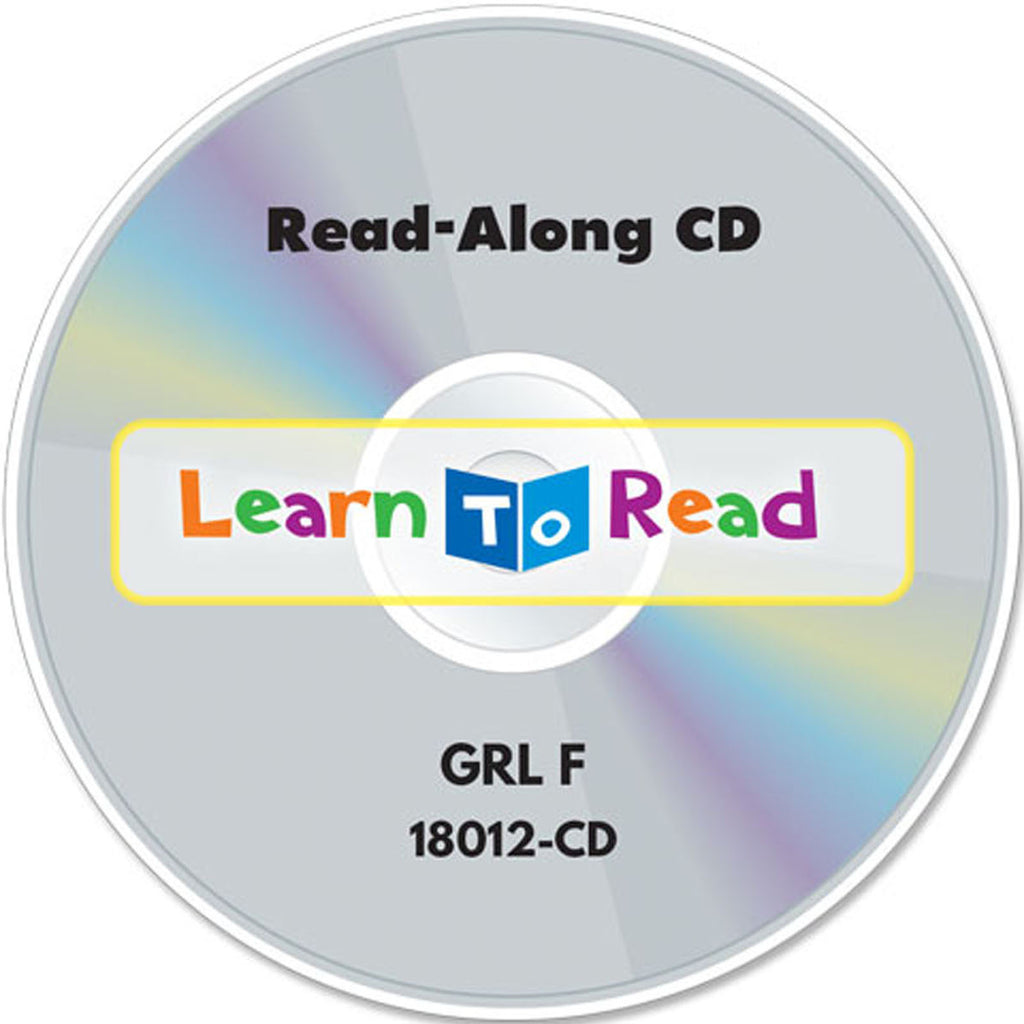 Creative Teaching Press Learn to Read: Read Along CD 12, Level F