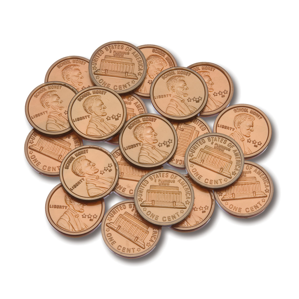 Learning Advantage Pennies (100)