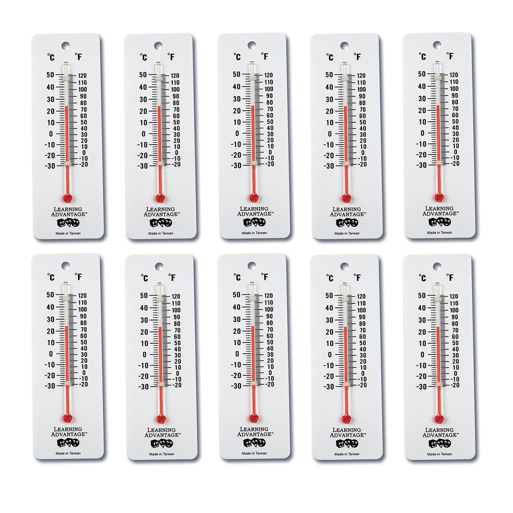Learning Advantage Student Thermometers
