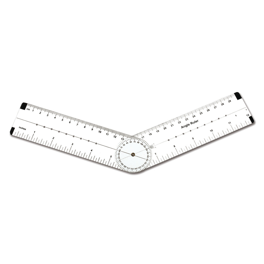 Learning Advantage Angle Measurement Ruler