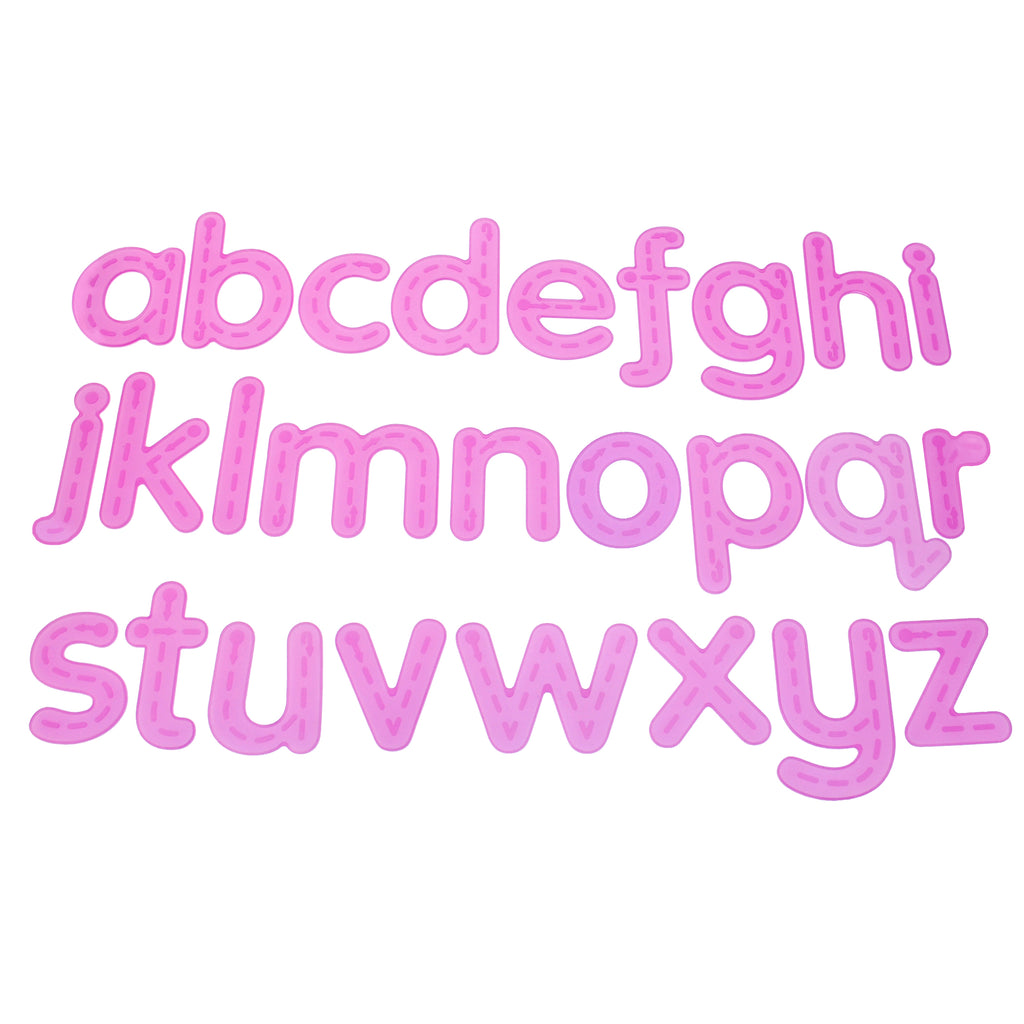 Learning Advantage SiliShapes® Trace Alphabet