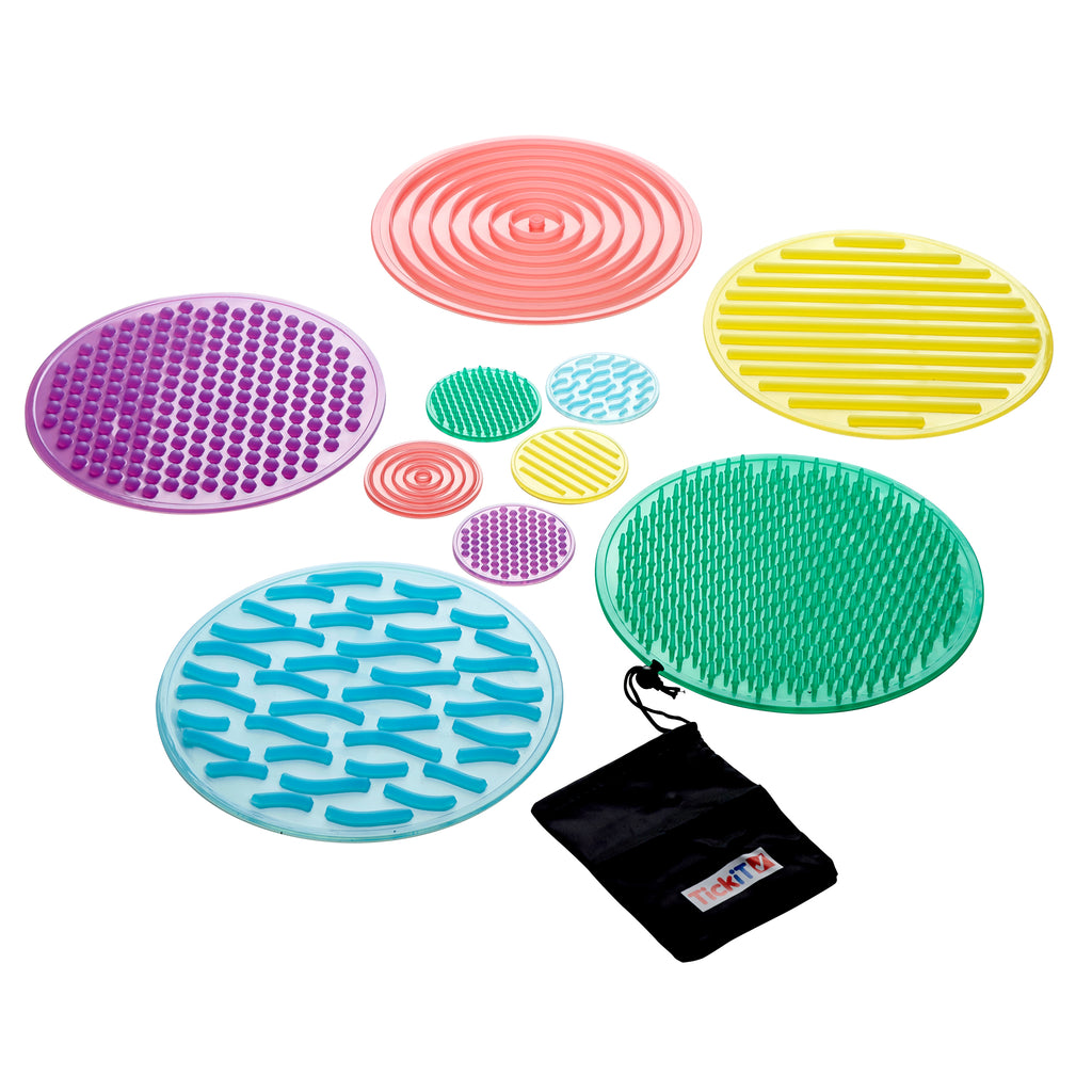 Learning Advantage SiliShapes® Sensory Circles