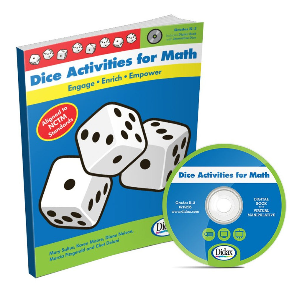 Didax Dice Activities for Math