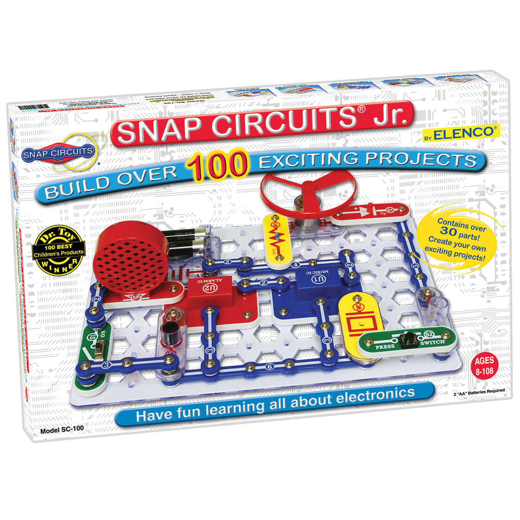 Elenco Electronics Snap Circuits Jr