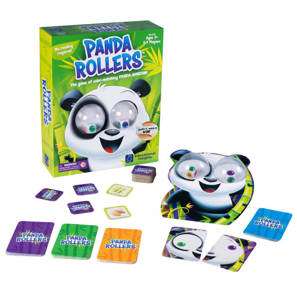 Educational Insights Panda Rollers™ Game