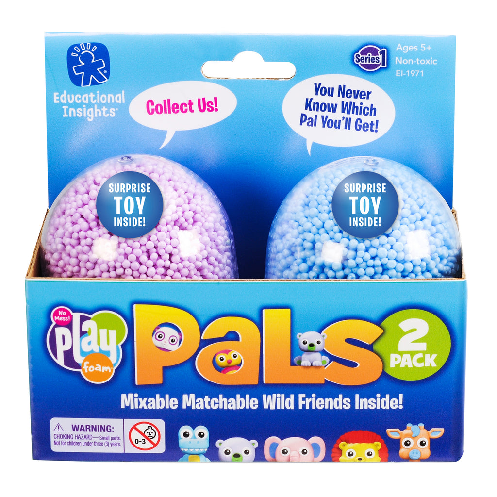 Educational Insights Playfoam® Pals™, 2-Pack