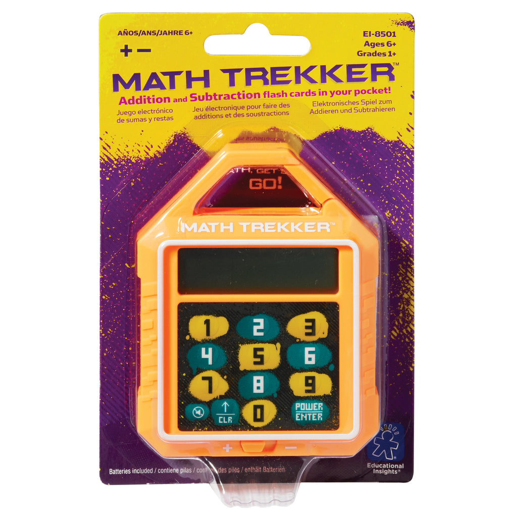Educational Insights Math Trekker Addition / Subtraction