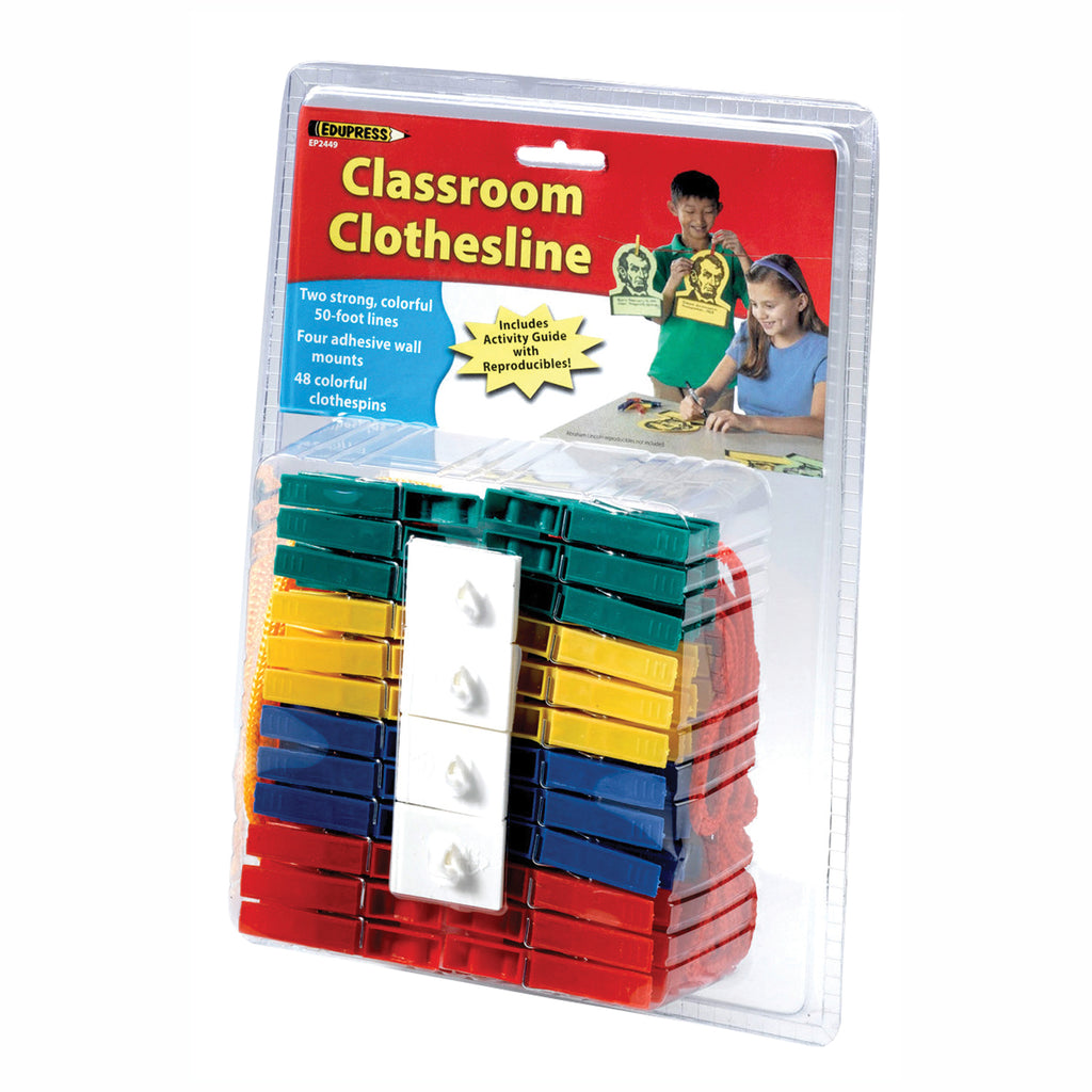 Teacher Created Resources Classroom Clothesline