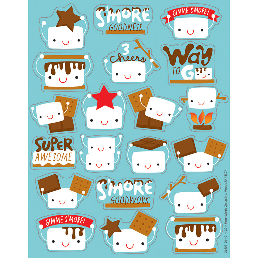 Eureka Marshmallow Scented Stickers
