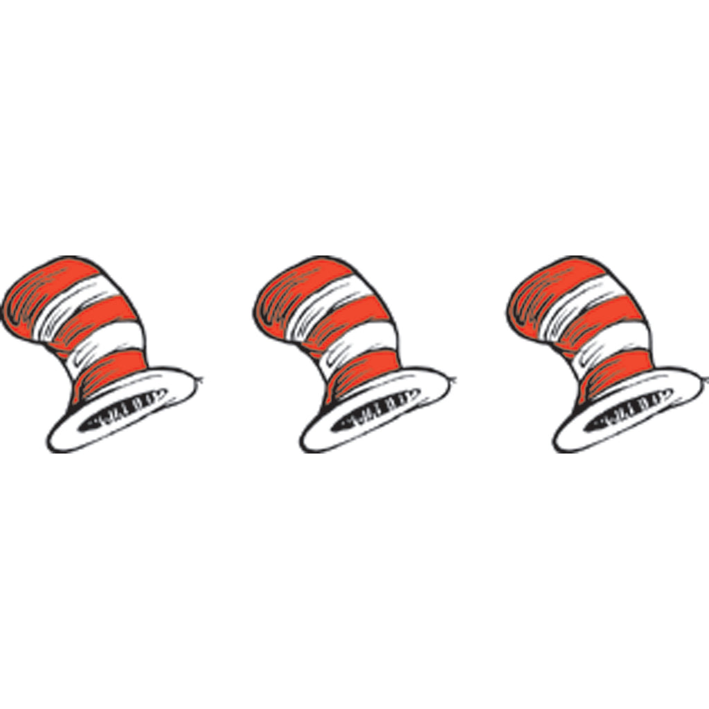 Eureka Cat in the Hat™ Theme Stickers