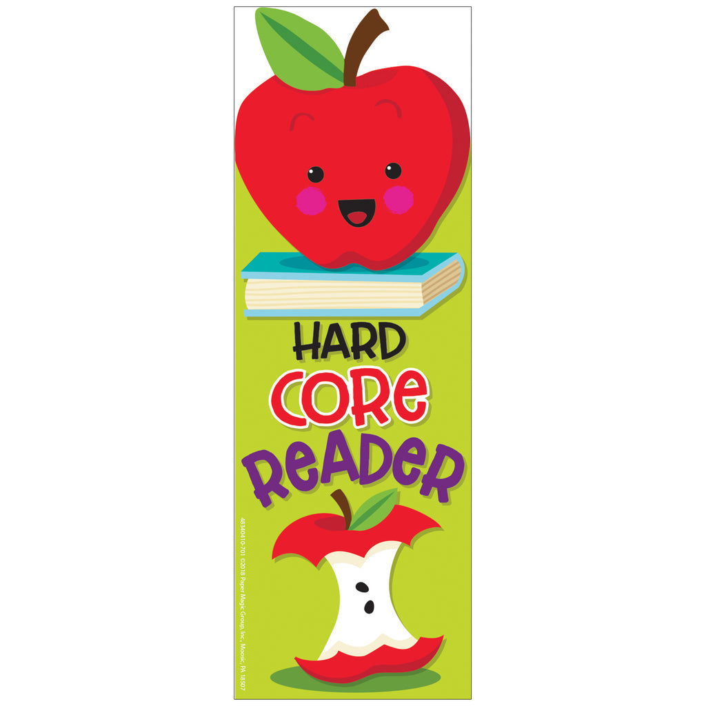 Eureka Apple Scented Bookmarks