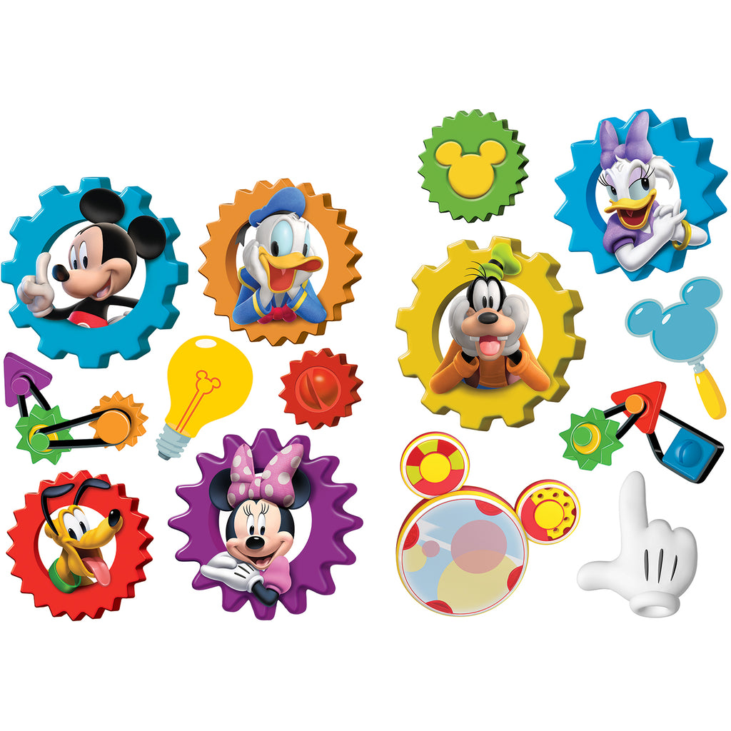 Eureka Mickey Mouse Clubhouse® 2-Sided Deco Kit