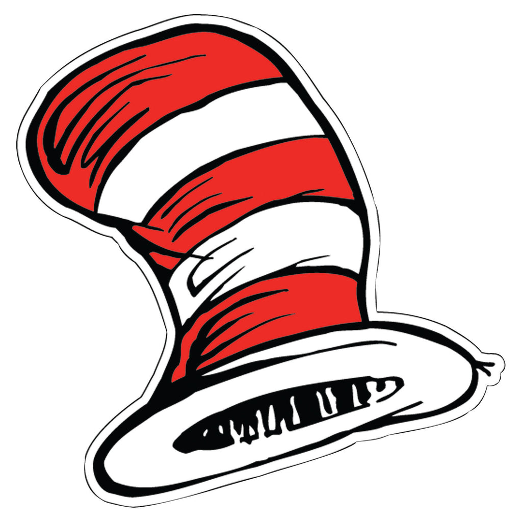 Eureka Dr. Seuss™ Cat in the Hat™ Cut-Outs