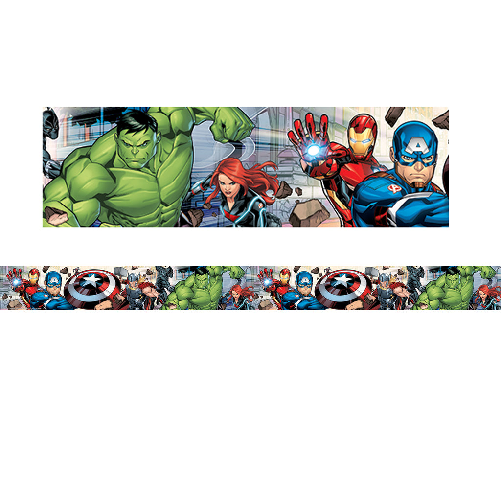 Eureka Marvel™ Deco Trim® Extra Wide Die Cut