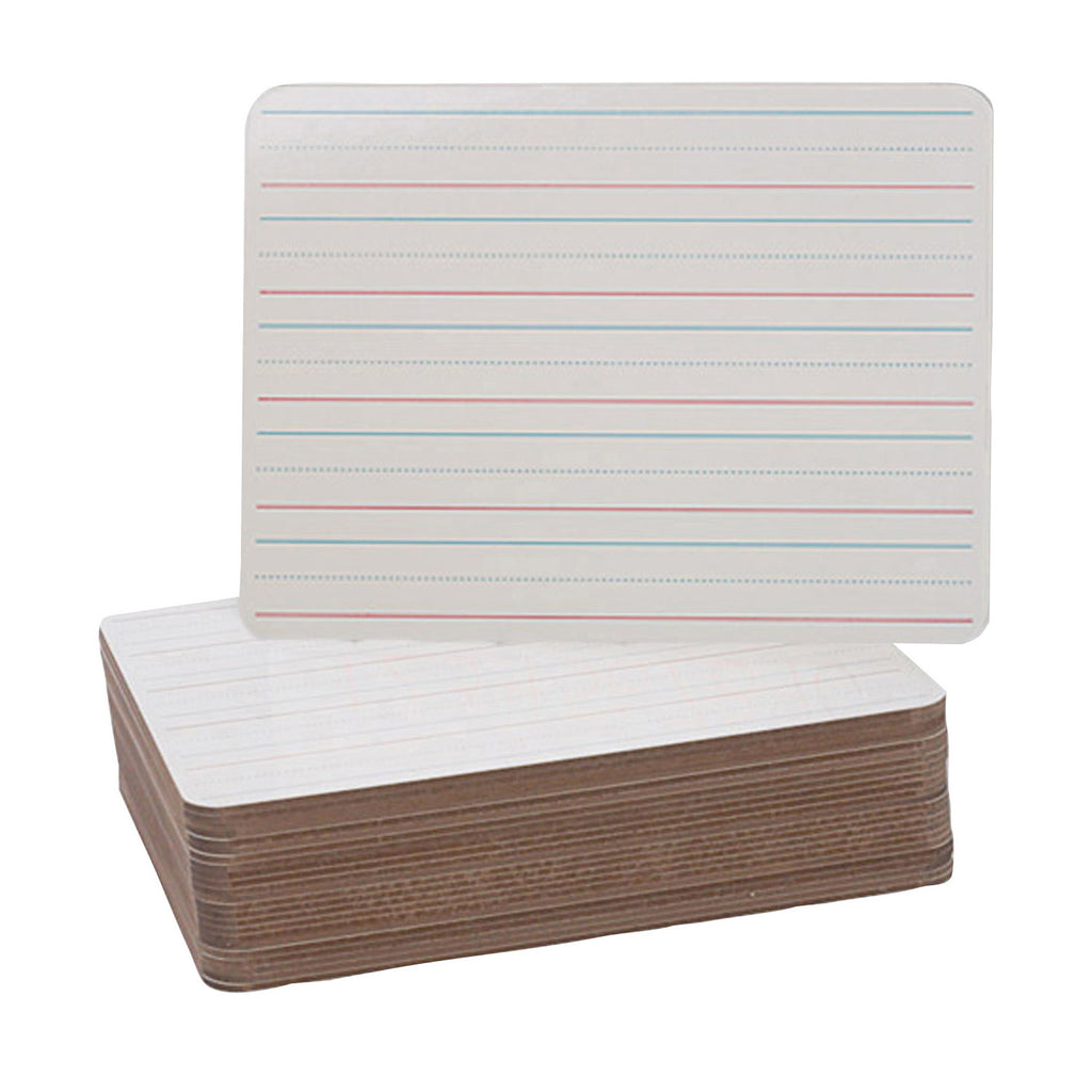 Flipside Double Sided Dry Erase Boards 24Pk 9 x 12