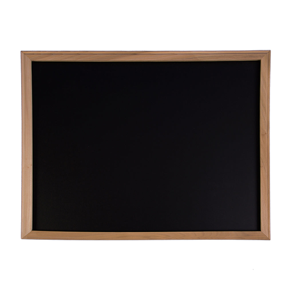 "Flipside Wood Framed Black Chalkboard, 18"" x 24"""