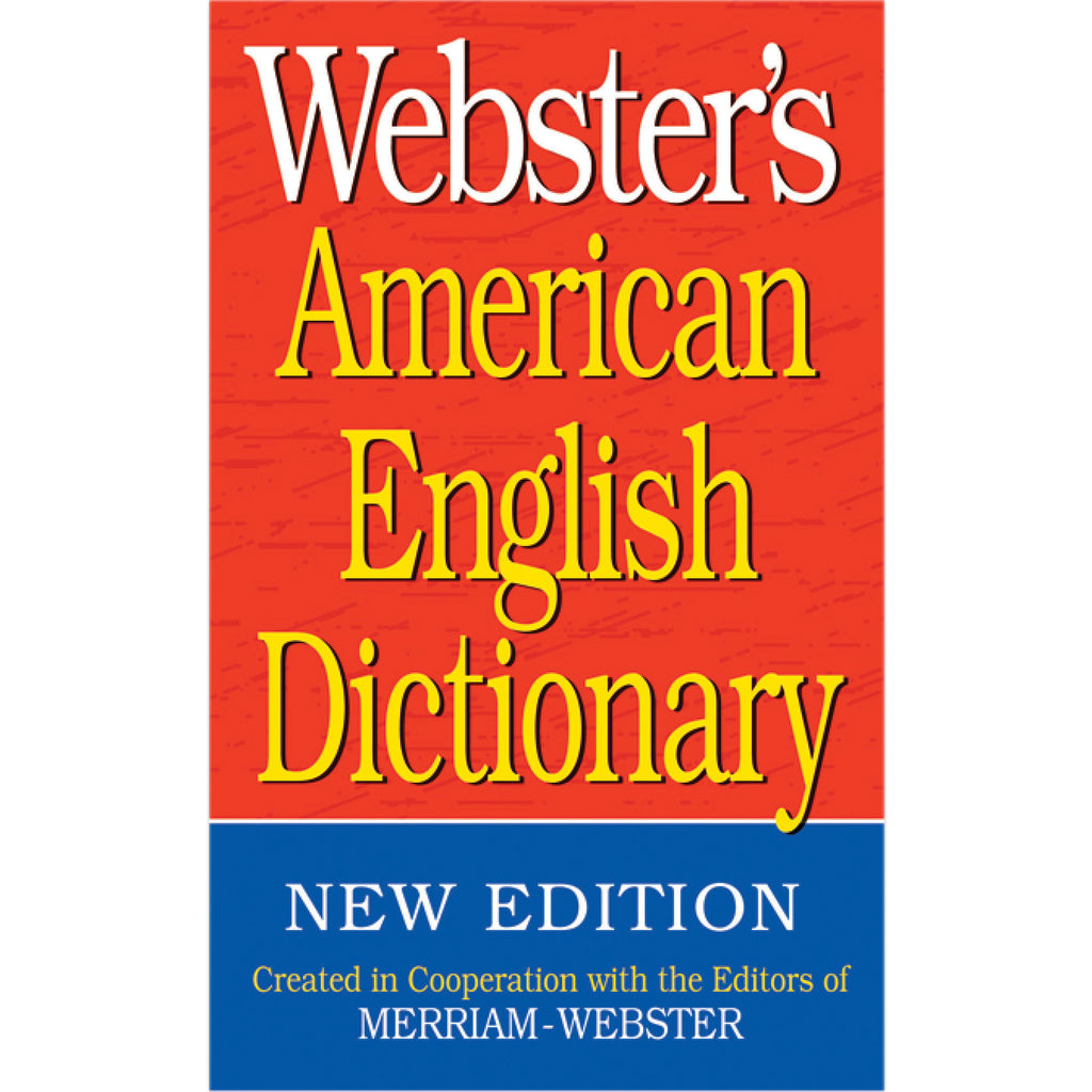 Federal Street Press Websters American English Dictionary