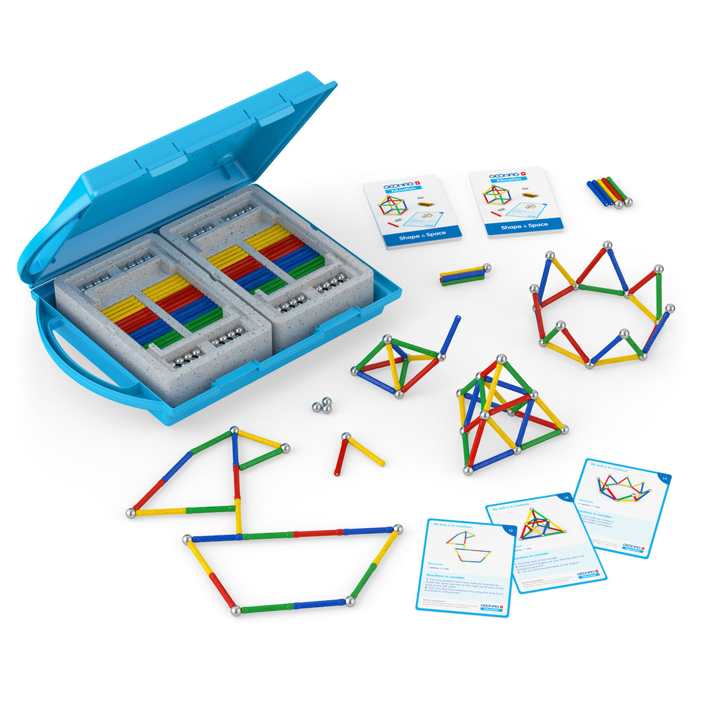 Geomagworld GEOMAG™ Education Kit: Shape & Space