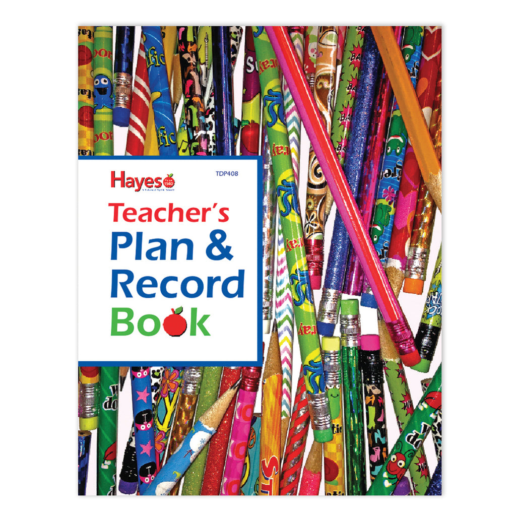 Hayes School Publishing Teacher's Plan and Record Book