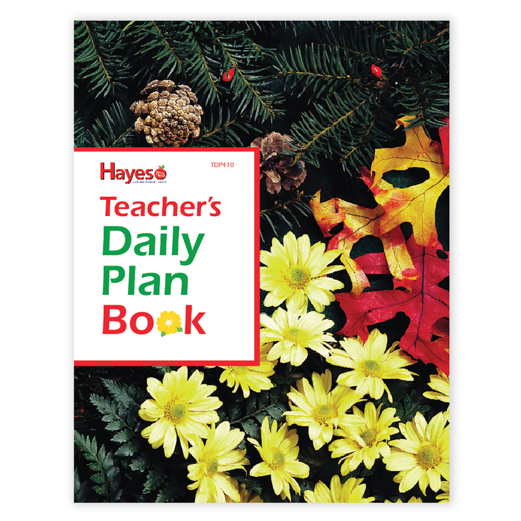 Hayes School Publishing Teacher's Daily Planner