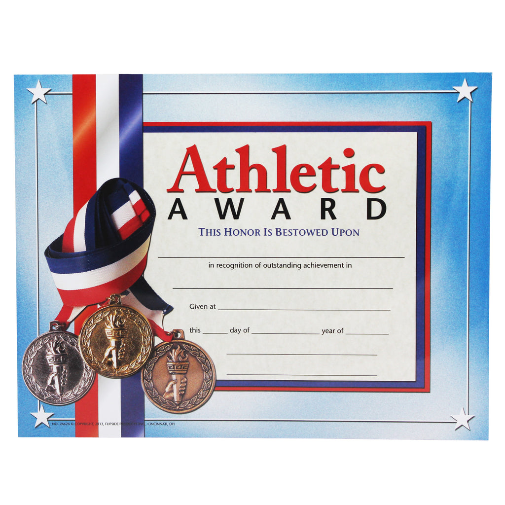 Hayes School Publishing Athletic Award 1